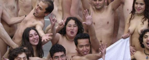 Spencer Tunick y Yo